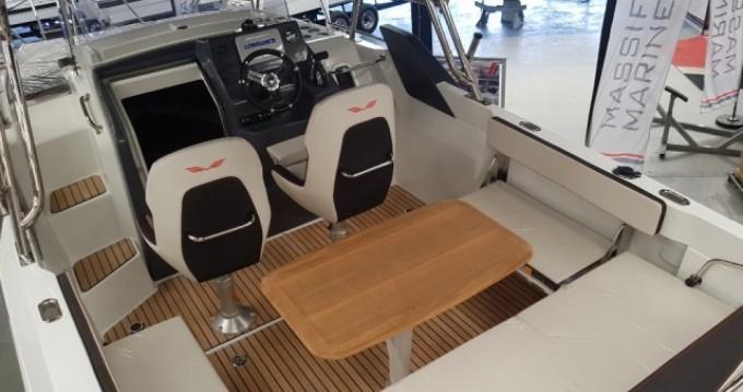 Location yacht à La Trinité-sur-Mer - Bénéteau Flyer 7.7 SUNdeck sur SamBoat