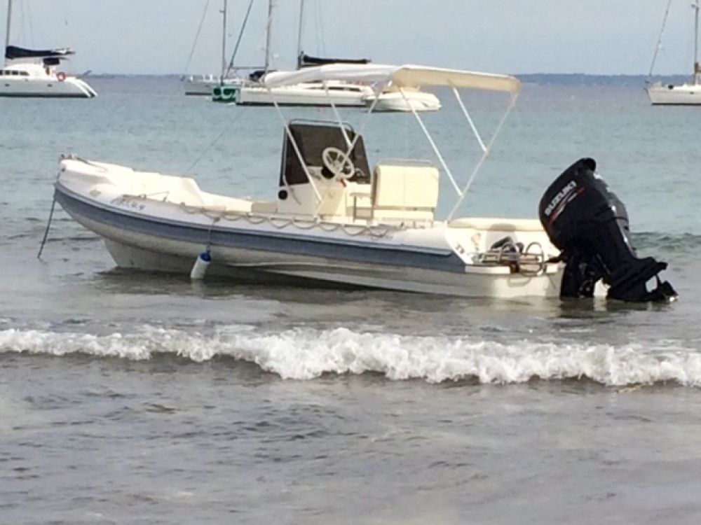 Location yacht à Ibiza - Gommonautica G65 sur SamBoat
