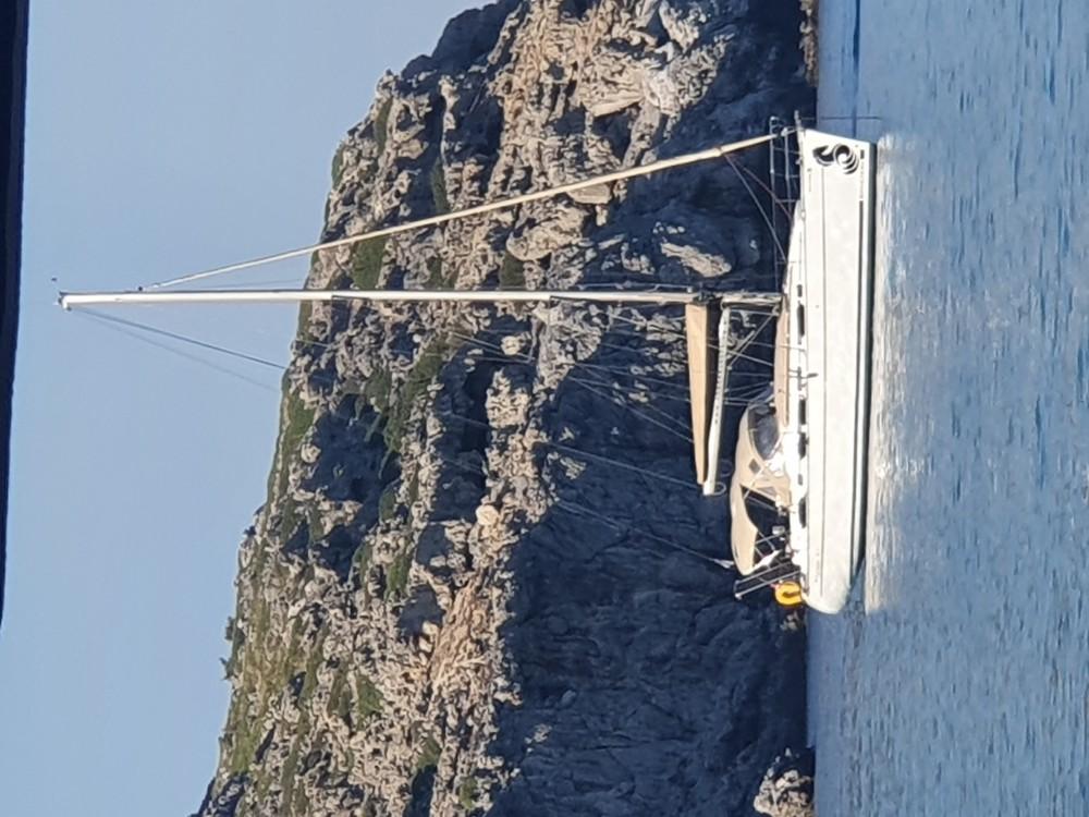 Location bateau Bénéteau Cyclades 39.3 à Rhodes sur Samboat