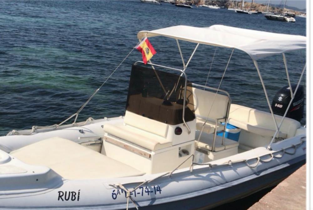 Location bateau Ibiza pas cher G65
