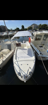 Location yacht à Mandelieu-la-Napoule - Selva Open 480 sur SamBoat