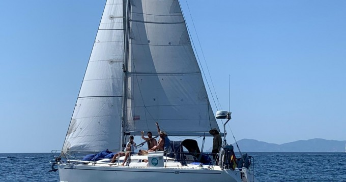 Location bateau La Savina pas cher Elan 295
