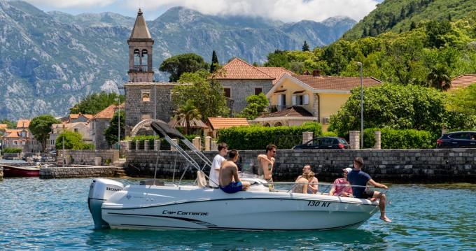 Location yacht à Kotor - Jeanneau Cap Camarat 6.5 CC sur SamBoat