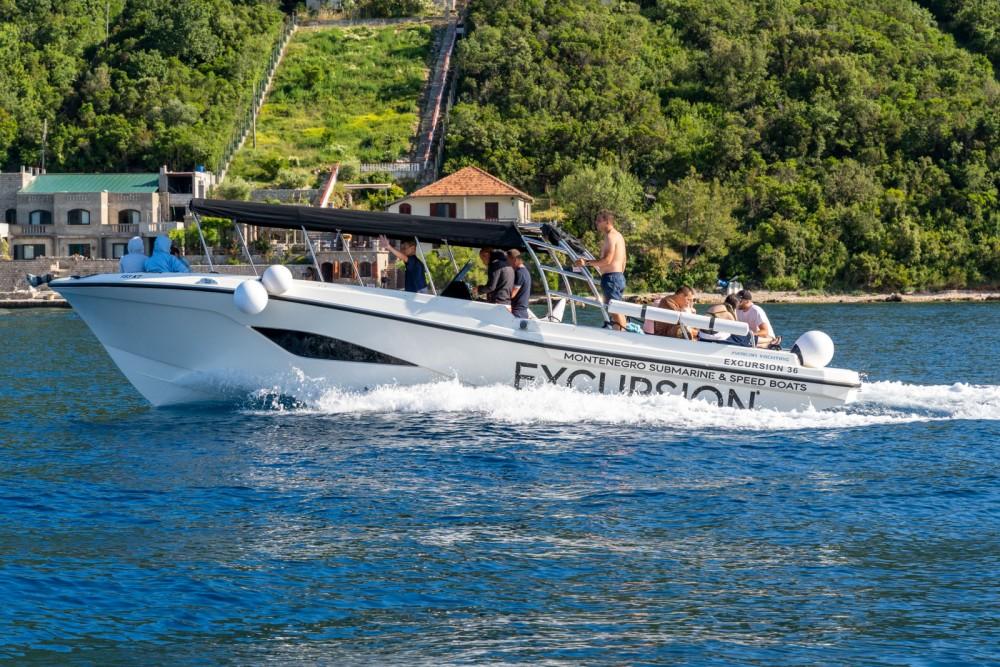 Louer Bateau à moteur avec ou sans skipper Mercan à Kotor