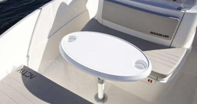 Location bateau Quicksilver Activ 505 Open à Marseille sur Samboat