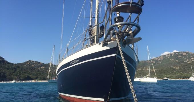 Louer Voilier avec ou sans skipper BRUCE ROBERTS à Ajaccio