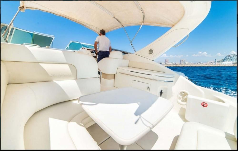 Location yacht à Can Picafort - Cranchi Zaffiro 34 sur SamBoat