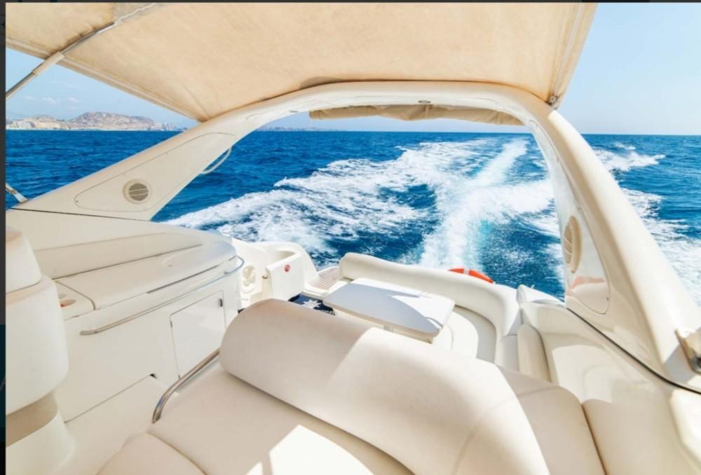 Location bateau Cranchi Zaffiro 34 à Can Picafort sur Samboat