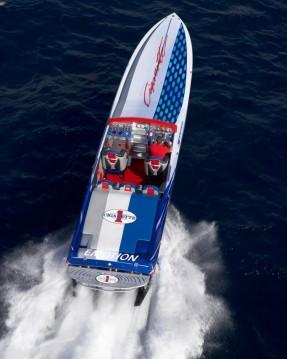 Location bateau Saint-Tropez pas cher BULLIT 31