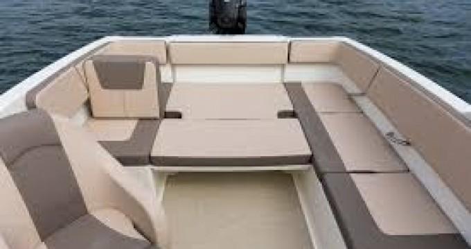 Louer Bateau à moteur avec ou sans skipper Bayliner à Cannes