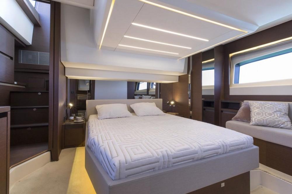 Location yacht à Muiden - Jeanneau Prestige 520 Flybridge sur SamBoat
