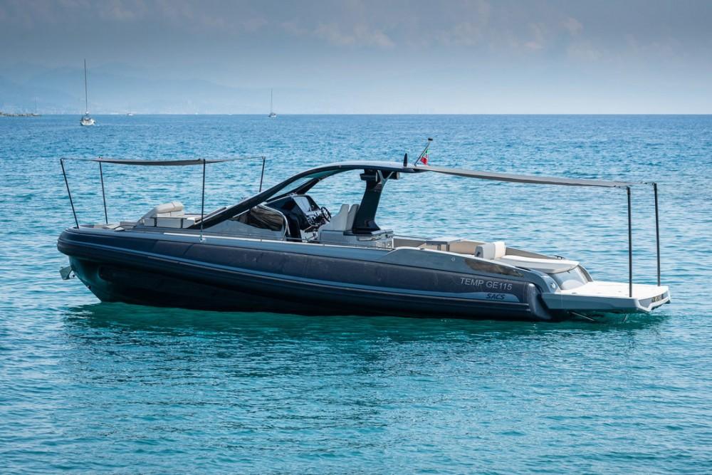 Location yacht à Marina Naviera Balear - Sacs Rebel 40 sur SamBoat