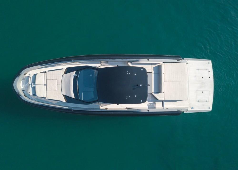 Location bateau Marina Naviera Balear pas cher Rebel 40