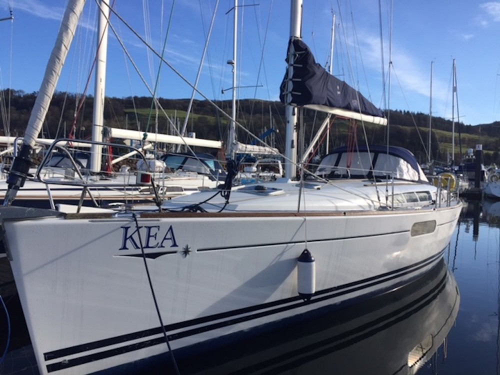 Location bateau Largs Yacht Haven pas cher Sun Odyssey 44i