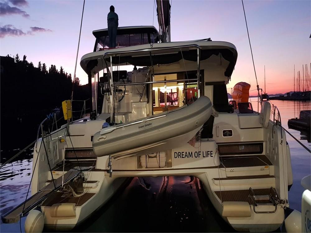 Location Catamaran à Corfou - Lagoon Lagoon 42 - 4 + 2 cab.