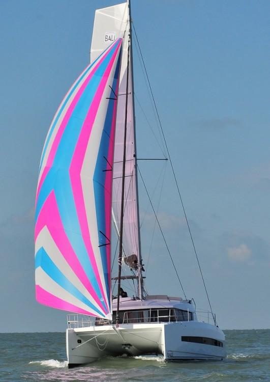 Location Catamaran à Sant Antoni de Portmany - Catana Bali 4.1 - 3 cab