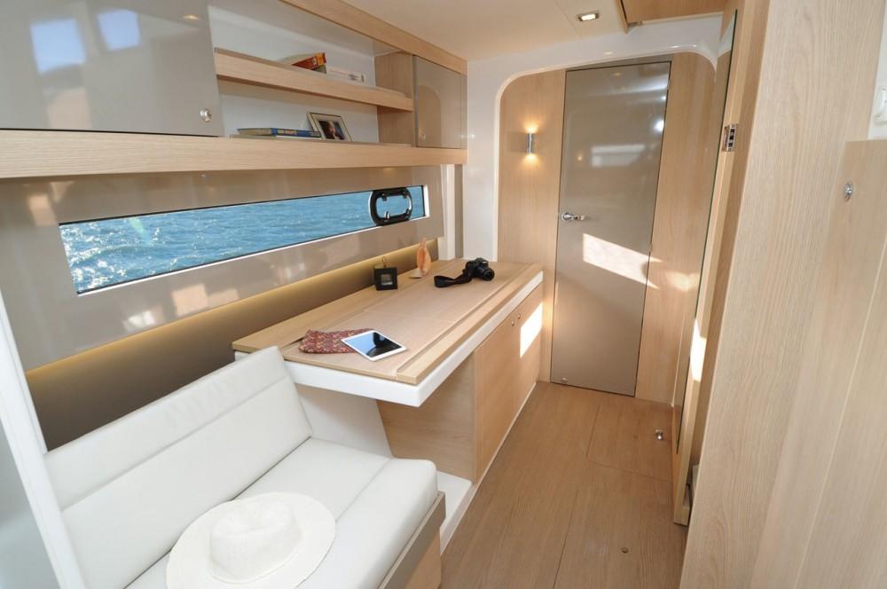 Location bateau Sant Antoni de Portmany pas cher Bali 4.1 - 3 cab