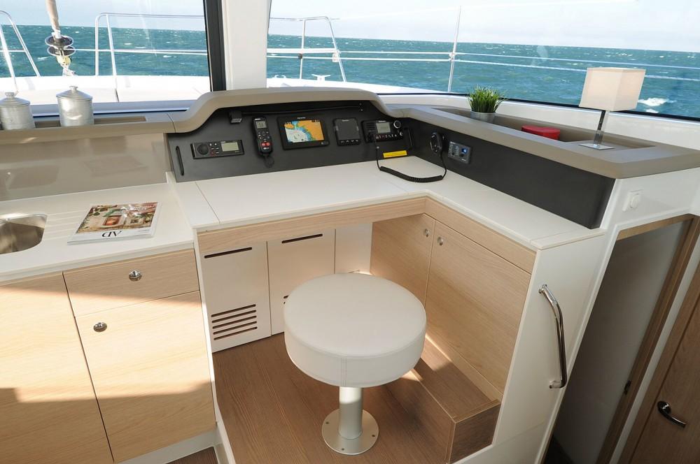 Louer Catamaran avec ou sans skipper Catana à Sant Antoni de Portmany