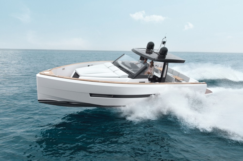 Louer Bateau à moteur avec ou sans skipper Fjord-Boats à Sant Antoni de Portmany