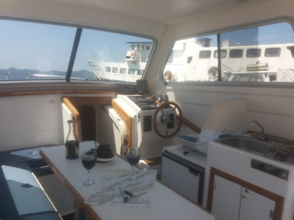 Location bateau Grad Zadar pas cher Damor 800 - 1 cab.