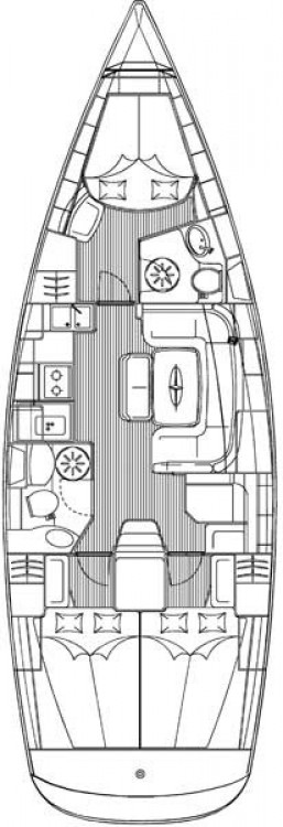 Location bateau Bavaria Bavaria 39 Cruiser à Ródos sur Samboat