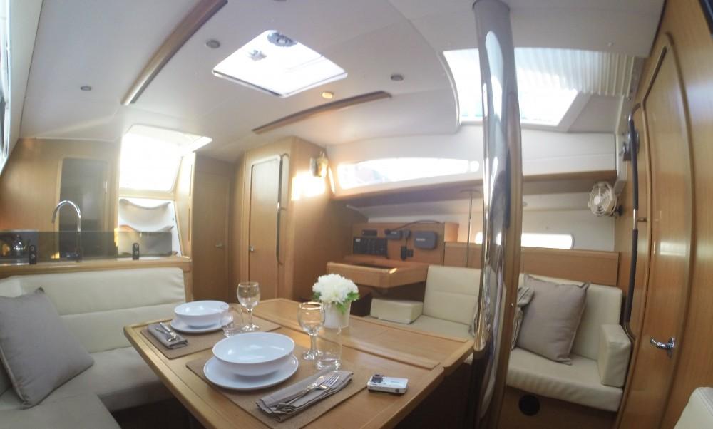 Location yacht à Leucade - Jeanneau Sun Odyssey 42 DS sur SamBoat