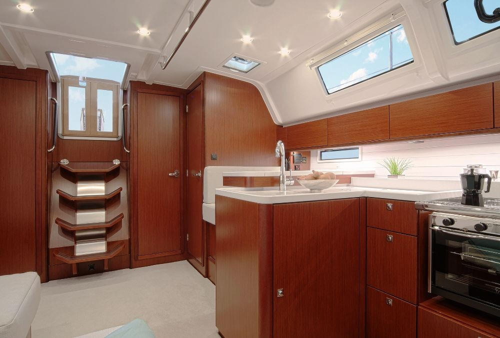 Location bateau Rhodos pas cher Bavaria Cruiser 51