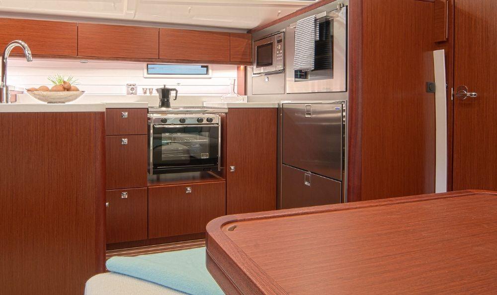 Location yacht à Rhodos - Bavaria Bavaria Cruiser 51 sur SamBoat