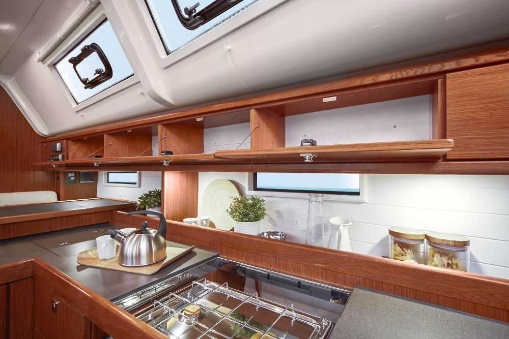 Bavaria Bavaria Cruiser 51 entre particuliers et professionnel à Rhodos