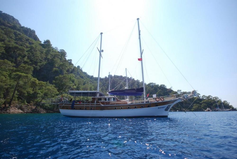 Louez un Unknown Blue Pearl 2 à Fethiye