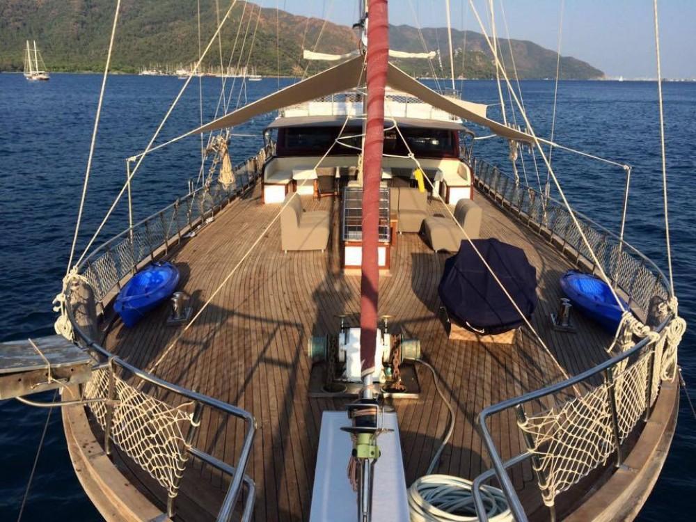 Louer Voilier avec ou sans skipper Unknown à Fethiye