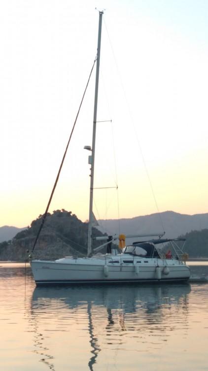 Location bateau Fethiye pas cher Hunter 44 DS