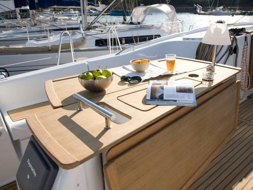 Location yacht à Peloponnese - Bénéteau Oceanis 54 sur SamBoat