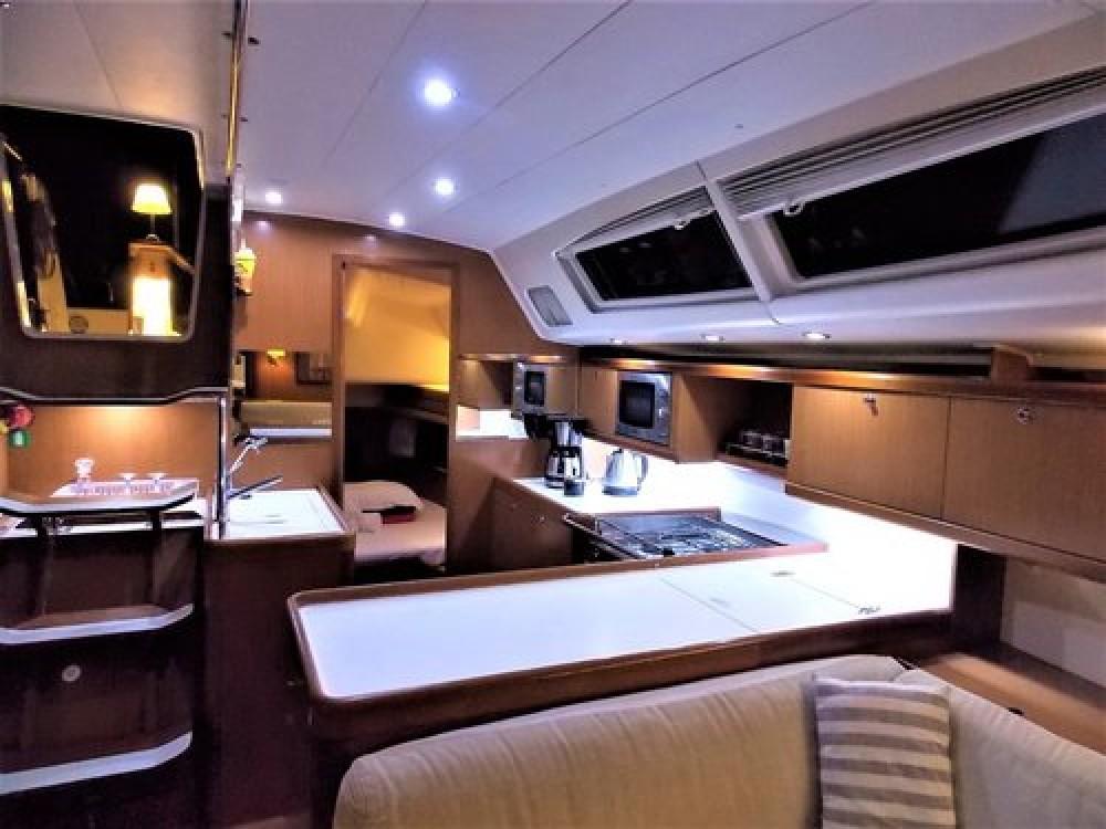 Location yacht à Péloponnèse - Bénéteau Oceanis 54 sur SamBoat