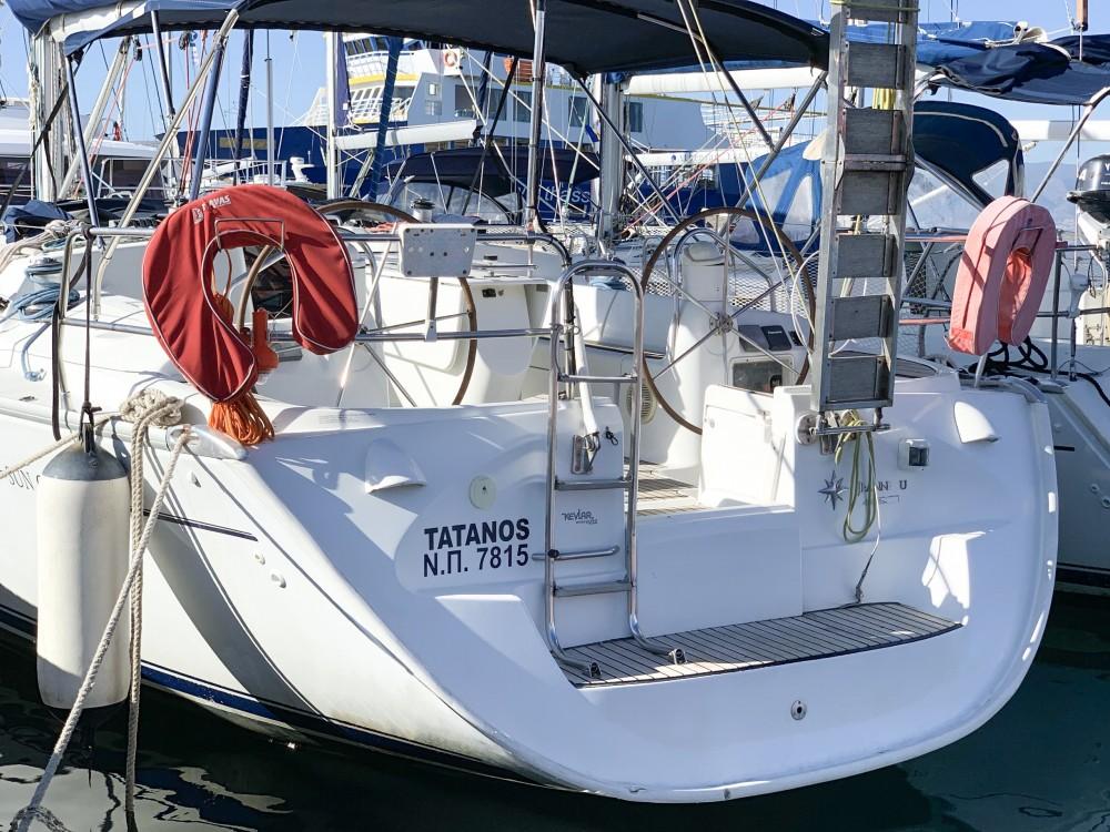 Location bateau Jeanneau Sun Odyssey 43 à Grèce sur Samboat