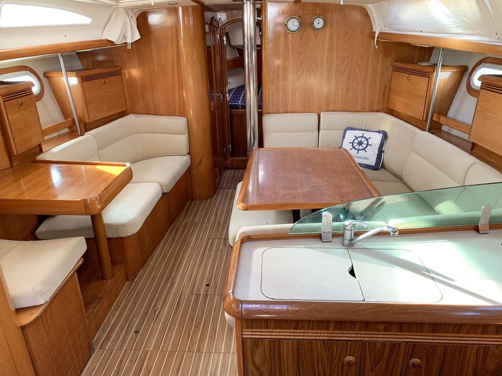 Jeanneau Sun Odyssey 43 entre particuliers et professionnel à Grèce