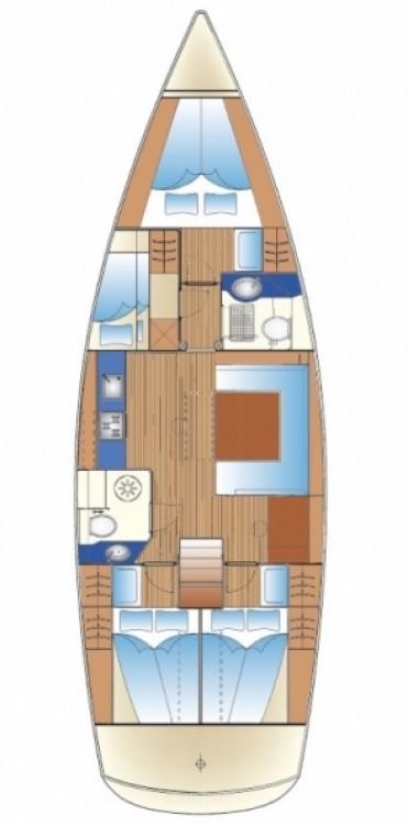 Location bateau Bavaria Bavaria 47 Cruiser à Croatie sur Samboat