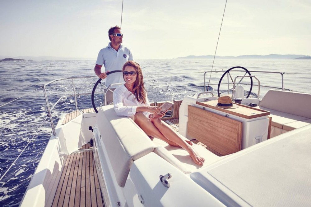 Louez un Jeanneau Sun Odyssey 440 à Grèce