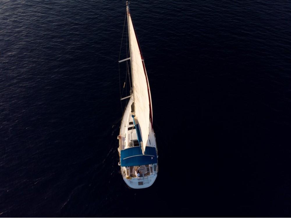 Location bateau Croazia pas cher Oceanis Clipper 393