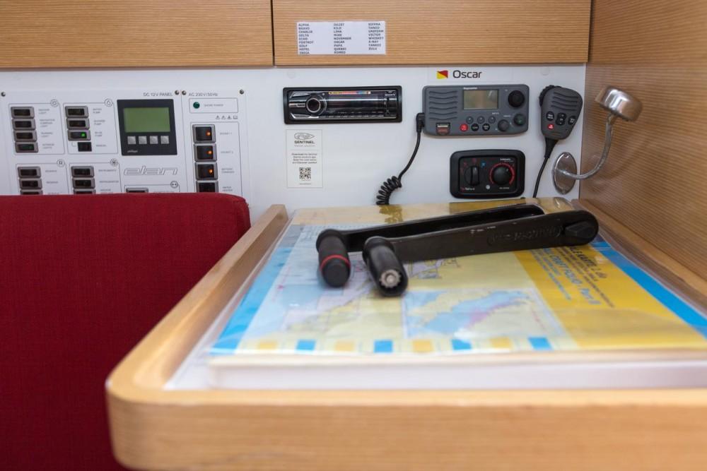 Location yacht à Croatie - Elan Elan 350 Performance - 3 cab. sur SamBoat