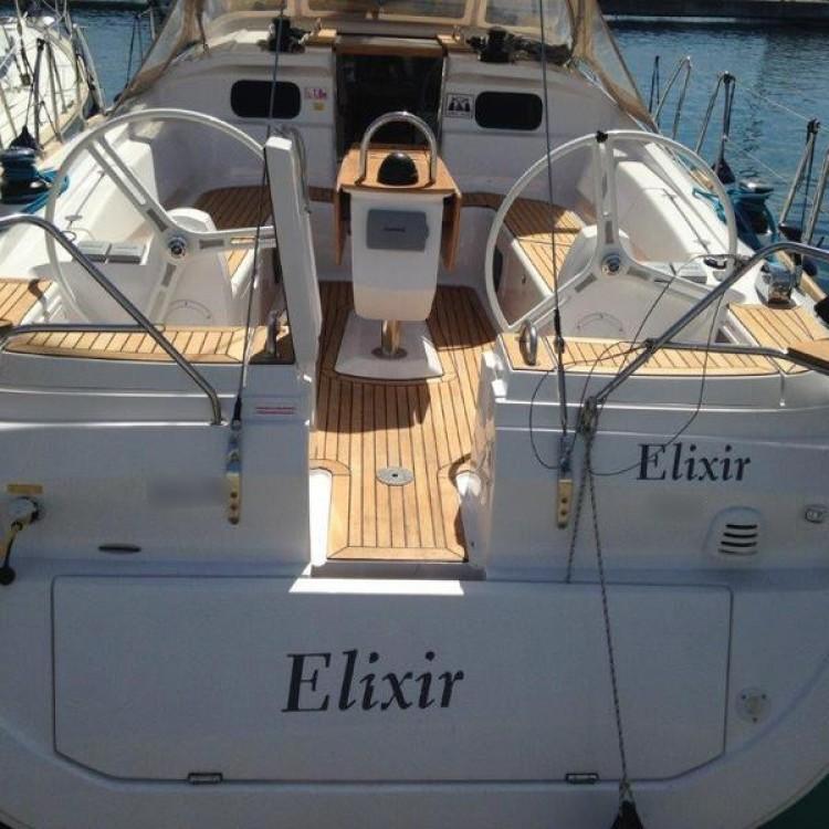 Location bateau Croatie pas cher Elan 444 Impression