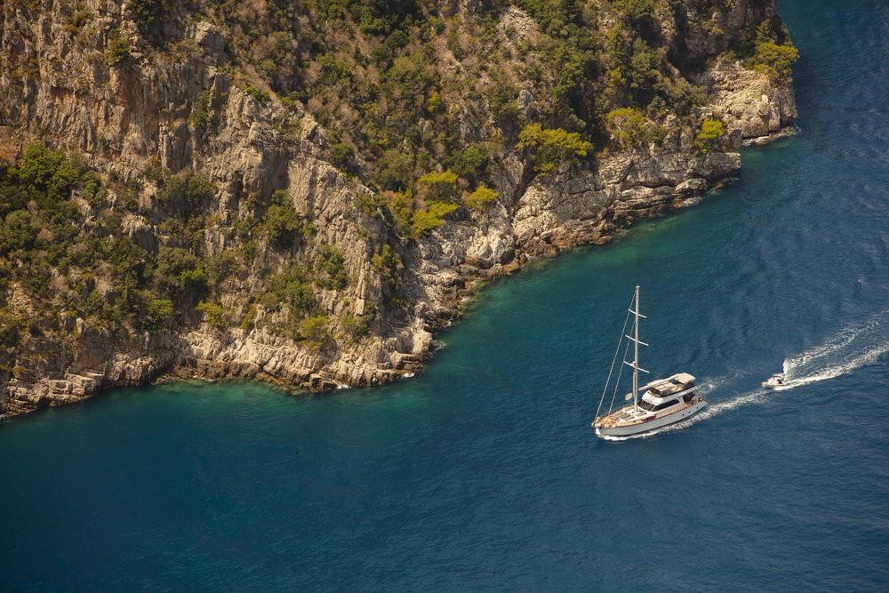 Louer Voilier avec ou sans skipper Motor Sailer à Fethiye