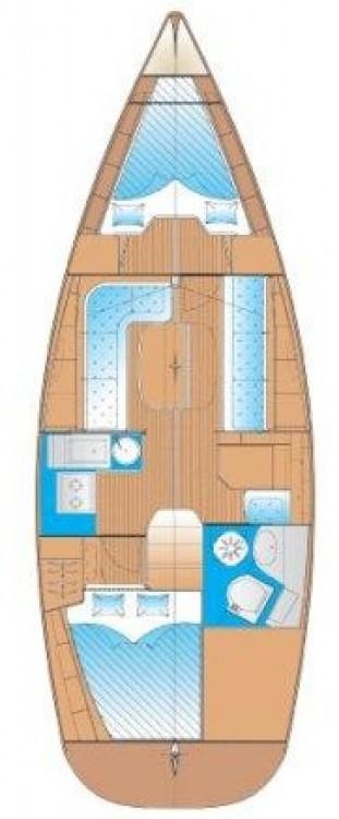 Bavaria Bavaria 33 Cruiser entre particuliers et professionnel à Îles Ioniennes