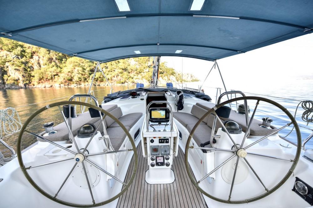 Location bateau Turquie pas cher Bavaria 44