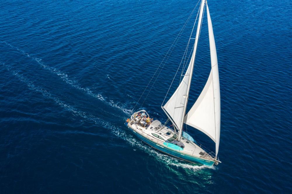 Location bateau Jeanneau Sun Odyssey 54 DS à Corfu sur Samboat