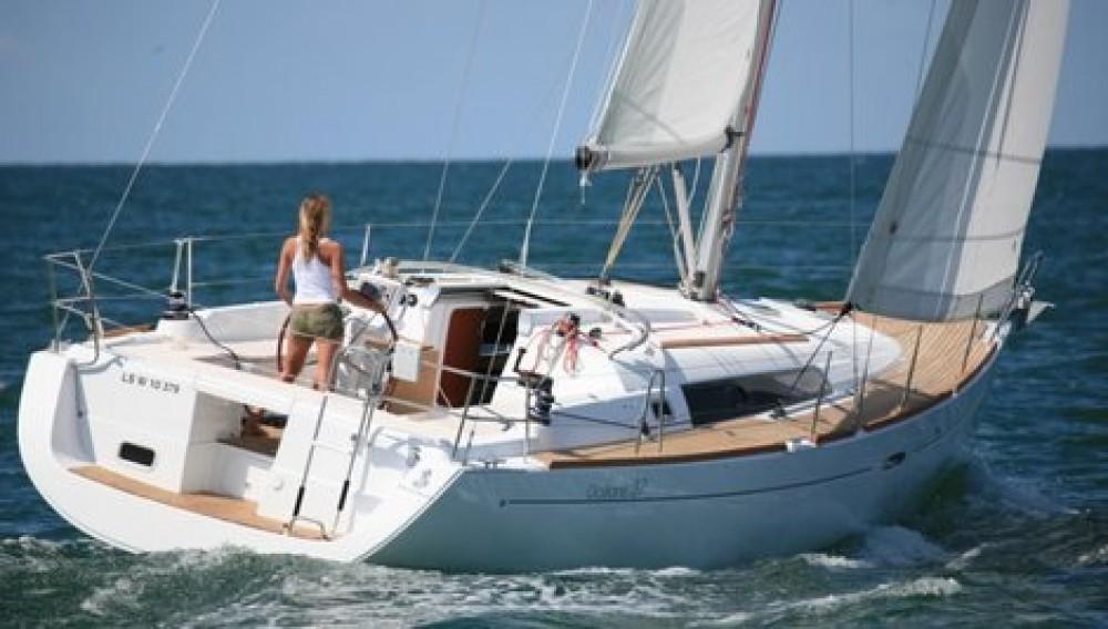 Location bateau Îles Ioniennes pas cher Oceanis 37