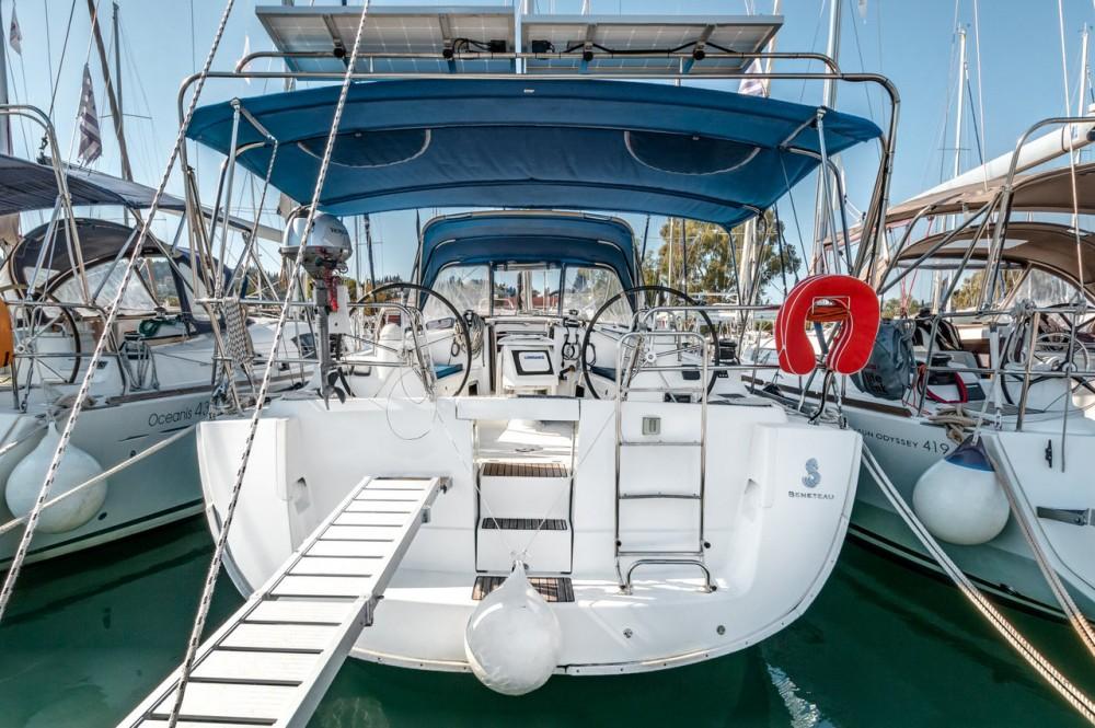 Louez un Bénéteau Oceanis 43 - 3 cab. à Korfu