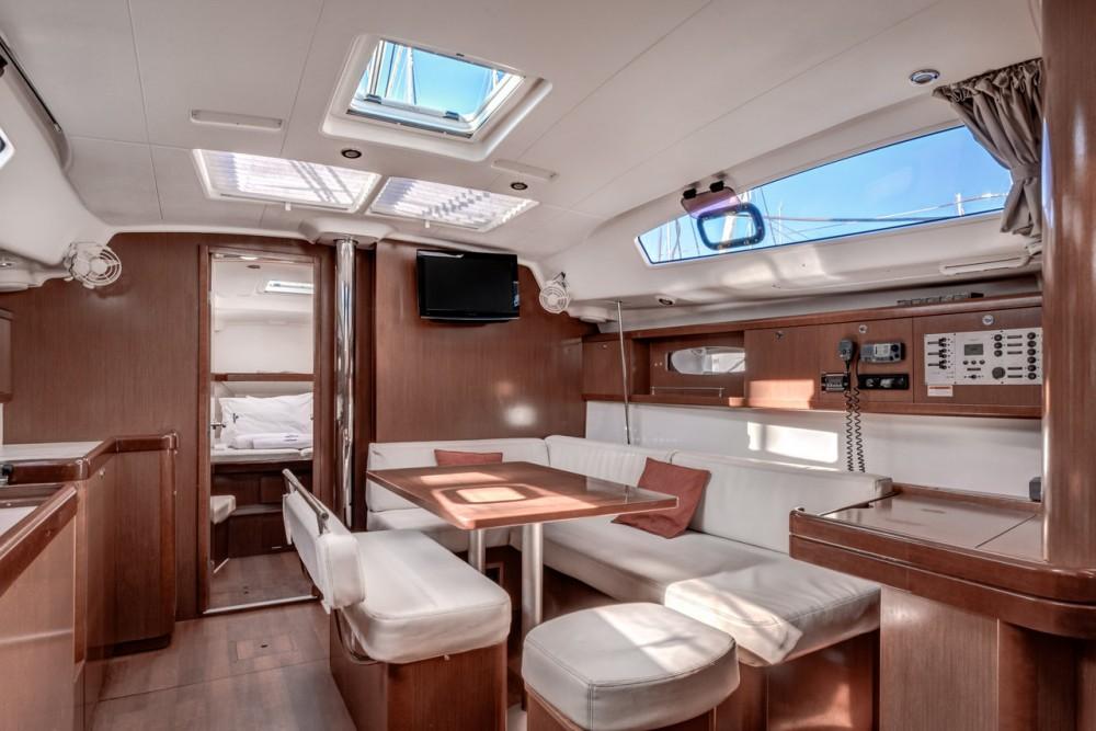 Location yacht à Korfu - Bénéteau Oceanis 43 - 3 cab. sur SamBoat