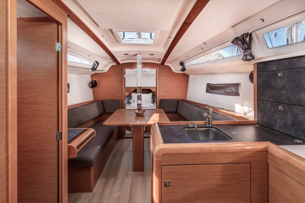 Location yacht à Corfù - Jeanneau Sun Odyssey 349 sur SamBoat