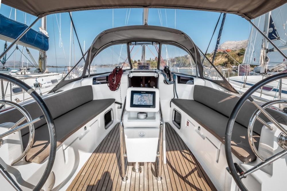 Location yacht à Îles Ioniennes - Jeanneau Sun Odyssey 449 sur SamBoat